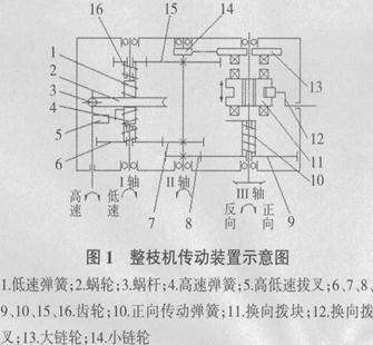 立木房子结构图