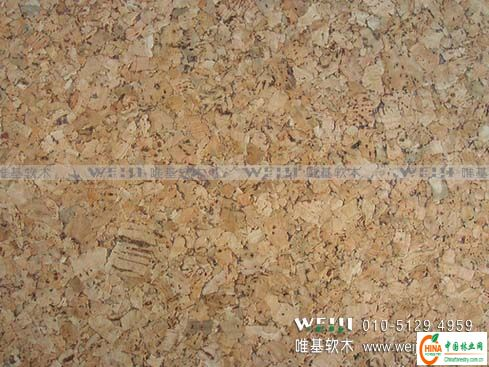 唯基软木墙板规格:300×600×3(mm);